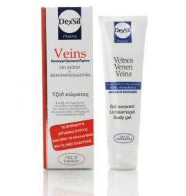 Dexsil Veins gel 100 ml