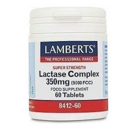Lamberts Lactase Complex 350mg 60 Ταμπλέτες