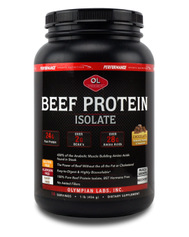 Olympian Labs Beef Protein 454 gr Σοκολάτα