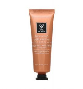 Apivita Gentle Exfoliating Face Mask with Apricot 50 ml