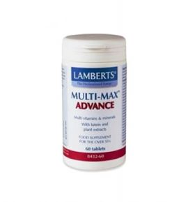 Lamberts Multi Max Advance 60 tabs
