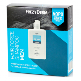 Frezyderm Every Day Shampoo 200 ml & Extra προϊόν 100ml