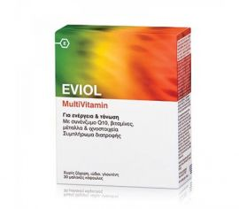 Eviol Multivitamin 30caps