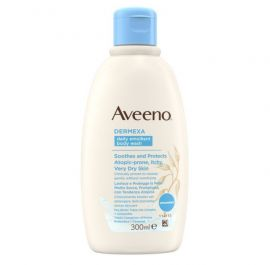 Aveeno Dermexa Emollient Body Wash 300ml