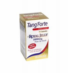Health Aid TangForte Royal Jelly 1000mg 30 caps