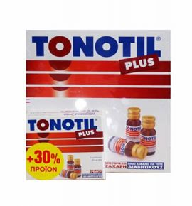 Tonotil Plus 10 pcs(+30% προιόν)