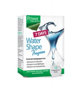 Power Health Water Shape 7 Days Program 14 eff.tabs