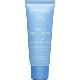 Apivita Aqua Beelicious Oil Free Hydrating Gel-Cream Flowers & Honey - Ελαφριάς Υφής (40ml)