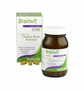 Health Aid BrainVit™ 60 tabs