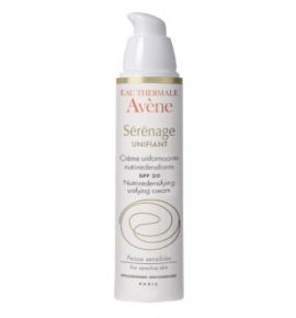 Avene Κρέμα SERENAGE UNIFIANT SPF 20, 40 ml