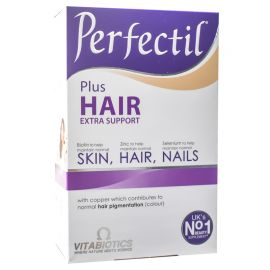 Vitabiotics Perfectil Plus HAIR Extra Support 60tabs