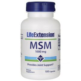 Life Extension Msm 100caps