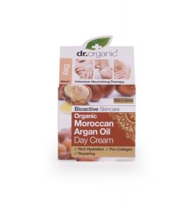 Dr.Organic Moroccan Argan Oil Day Cream 50ml