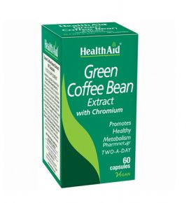 Health Aid Green Coffee Bean 60 caps