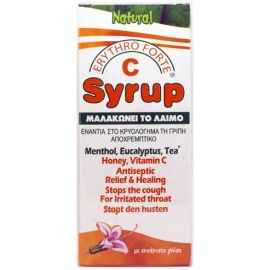 Erythro Forte Syrup Plus 150ml