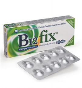 Uni-Pharma B12 Fix 1000mg 30 tabs