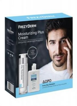Frezyderm Moisturizing Plus Cream 50 ml & Every Day Shampoo 100 ml