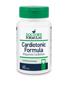 Doctor's Formulas Cardiotonic 60tabs