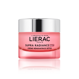 Lierac Supra Radiance Night Detox enewing Cream 50ml