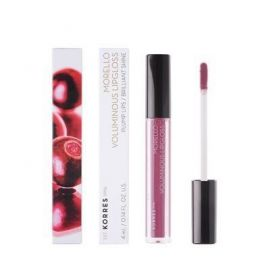 Korres Morello Voluminous Lipgloss Nο27 Berry Purple 4ml