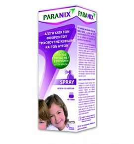 Paranix spray 100 ml.