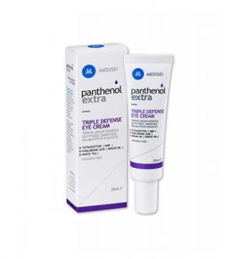 Panthenol Extra Tripple Defense Eye Cream 25ml