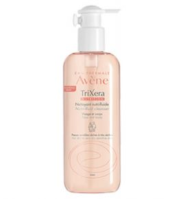 Avene TriXera Nutrition Nutri-Fluid Cleanser 400ml