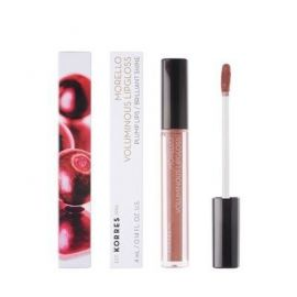 Korres Morello Voluminous Lip Gloss No 31 Bronze Nude 4ml
