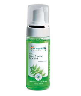 Himalaya Neem Foaming Face Wash 150ml