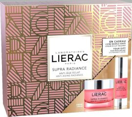 Lierac Set Supra Radiance Anti-ox Cream για Κανονική - Ξηρή Επιδερμίδα 50ml + Lierac Supra Radiance Eye Serum 15ml